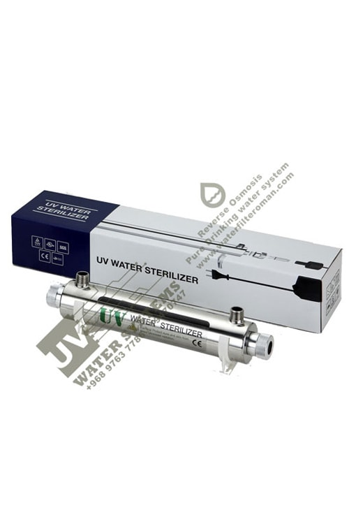 UV Light for Sanitation 1 GPM 1