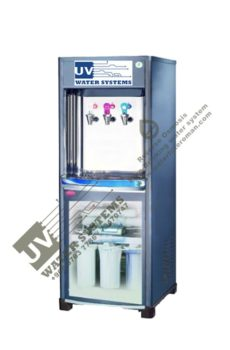 Water cooler dispenser Hot & Cold RO filter System Reverse Osmosis